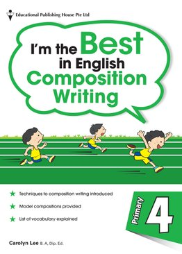 I'M The Best In English Composition Writing 4