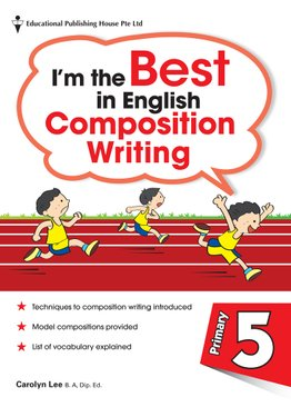 I'M The Best In English Composition Writing 5