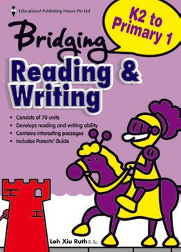 Bridging K2 to Primary One Reading & Writing