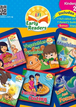 EFI Early Readers K2