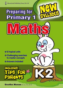 Preparing for P1 Maths