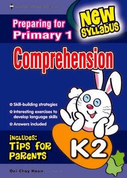 Preparing for P1 Comprehension