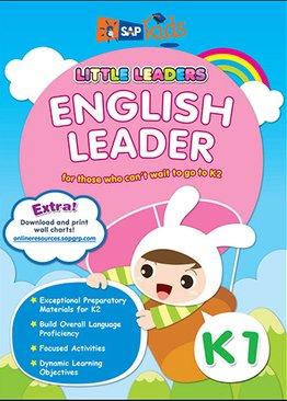 Little Leaders : English Leader K1