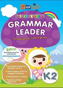 Little Leaders : Grammar Leader K2
