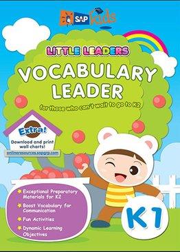 Little Leaders : Vocabulary Leader K1