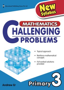 Mathematics Challenging Problems 3