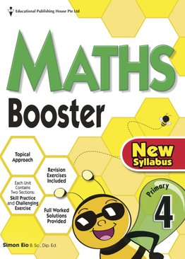 Maths Booster 4