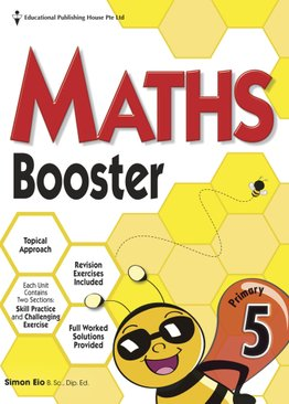 Maths Booster 5 (New Syllabus)