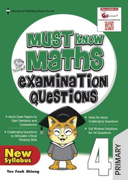 Must Know Maths Examination Questions 4