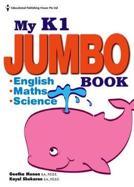 My Preschool Jumbo Book - K1