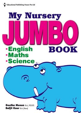 My Preschool Jumbo Book - Nursery