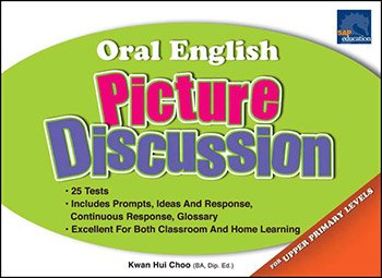 Oral English: Picture Discussion For Upper Primary Levels