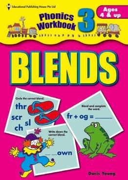 Phonics Workbook Series - Blends