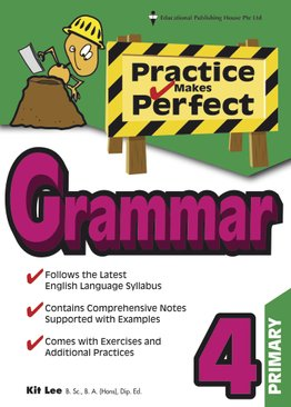 Practice Makes Perfect Grammar 4