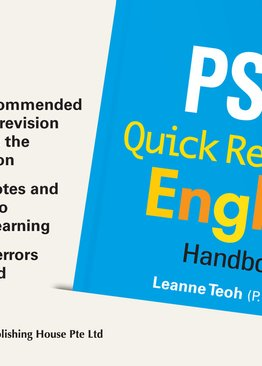PSLE Quick Revision English Handbook