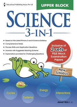 Science 3-in-1 - Upper Block Pri 5/6