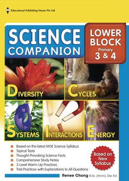 Science Companion - Lower Block Pri 3/4