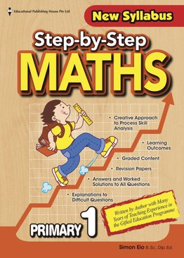 Step-By-Step Maths 1