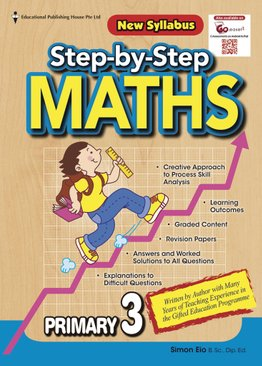 Step-By-Step Maths 3
