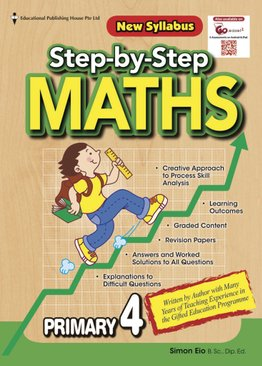 Step-By-Step Maths 4