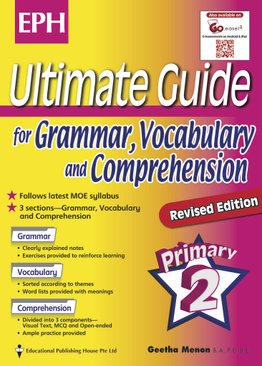Ultimate Guide For Grammar, Vocabulary & Comprehension 2