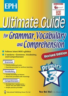 Ultimate Guide For Grammar, Vocabulary & Comprehension 3