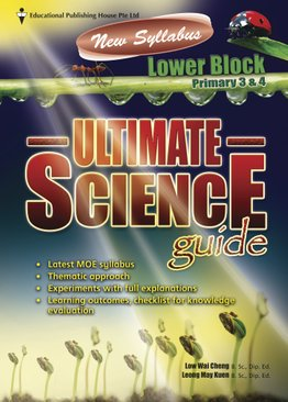 Ultimate Science Guide - Lower Block Pri 3/4
