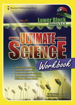 Ultimate Science Workbook - Lower Block Pri 3/4