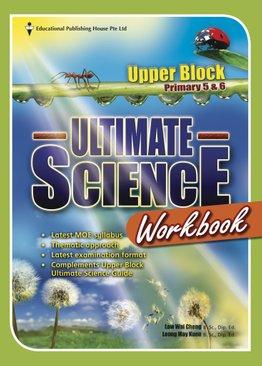 Ultimate Science Workbook (Revised) - Upper Block Pri 5/6