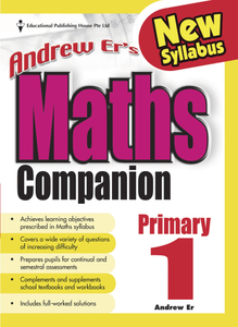 Andrew Er's Maths Companion 1