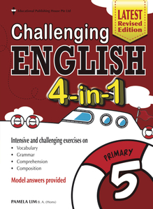 Challenging English 4-In-1 5