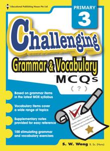 Challenging Grammar & Vocabulary MCQs 3