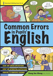 Common Errors In Pupils' English