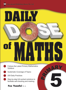 Daily Dose Of Maths 5 - New Syllabus