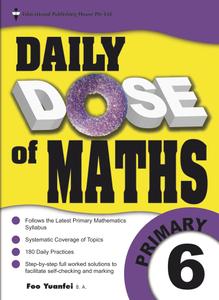 Daily Dose Of Maths 6 - New Syllabus