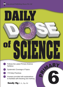 Daily Dose of Science 6 - Revised