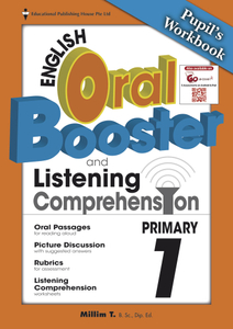 English Oral Booster & Listening Comprehension Package 1
