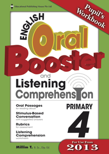 English Oral Booster & Listening Comprehension Package 4