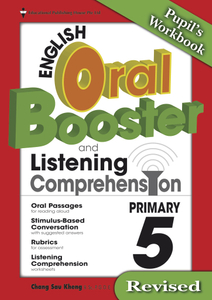 English Oral Booster & Listening Comprehension Package 5