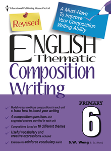 English Thematic Composition Writing 6