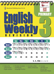 English Weekly Revision 3