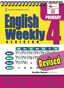 English Weekly Revision 4