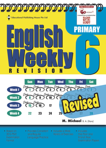 English Weekly Revision 6