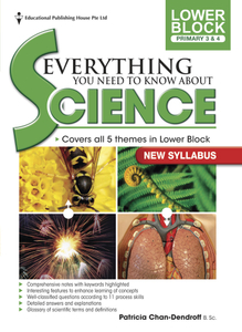 Everything You Need to Know About Science - Lower Block Pri 3/4
