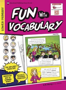 Fun With Vocabulary Lower Primary