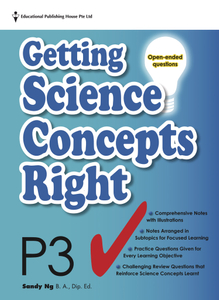 Getting Science Concepts Right (Open-ended Questions) 3