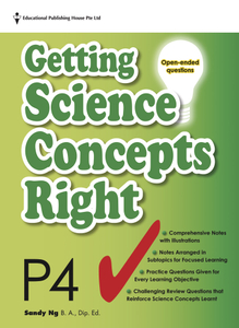 Getting Science Concepts Right (Open-ended Questions) 4