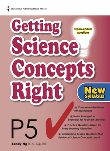 Getting Science Concepts Right (Open-ended Questions) 5