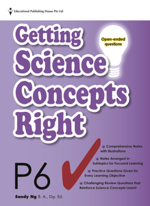 Getting Science Concepts Right (Open-ended Questions) 6 (Revised)