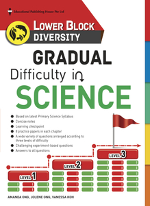 Gradual Difficulty in Science - Diversity - Pri 3/4